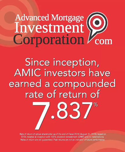 Advanced Mortgage Investment Corp.